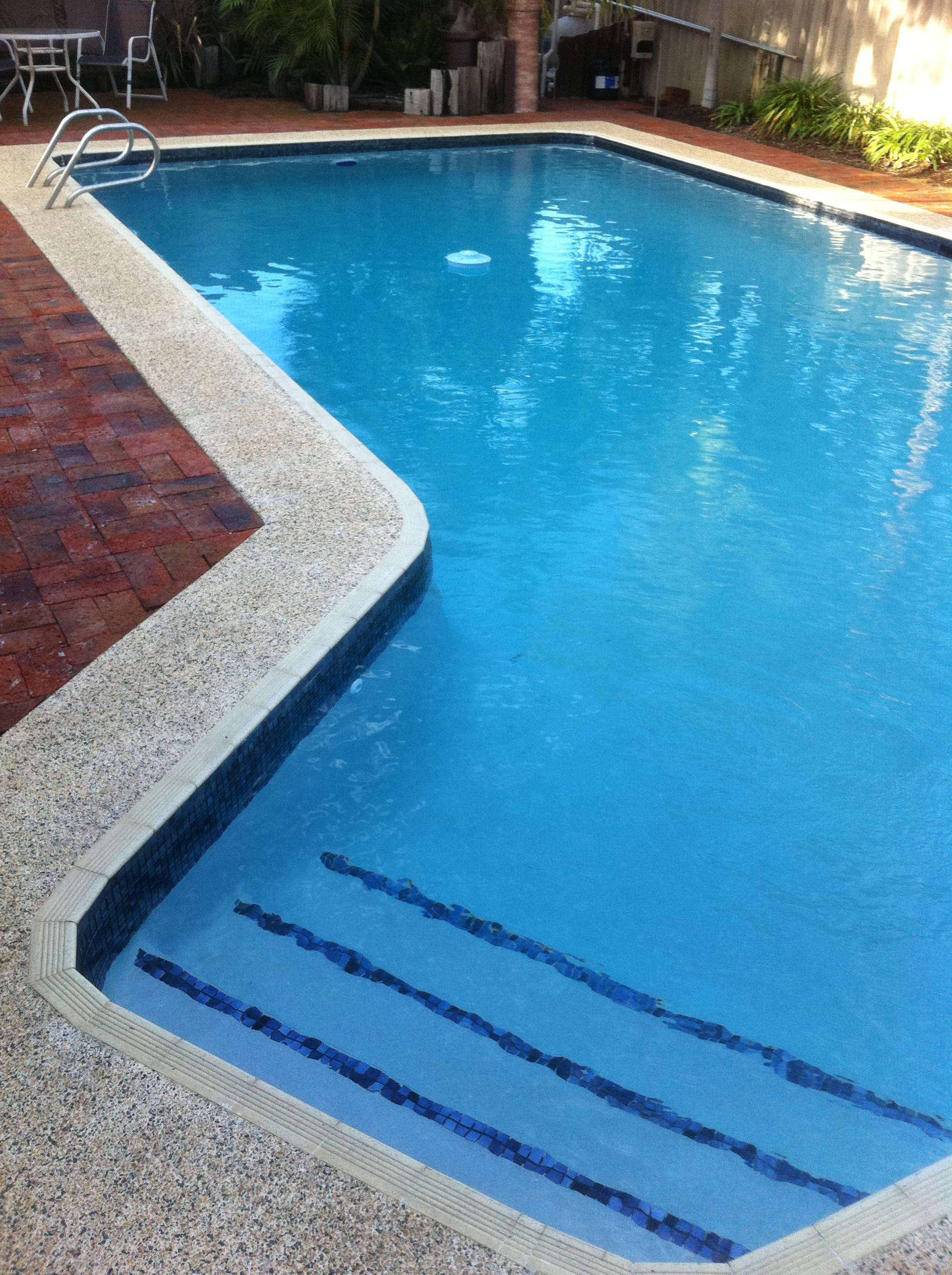 Waterline Tile Replacement Pool Repairs Perth Wa
