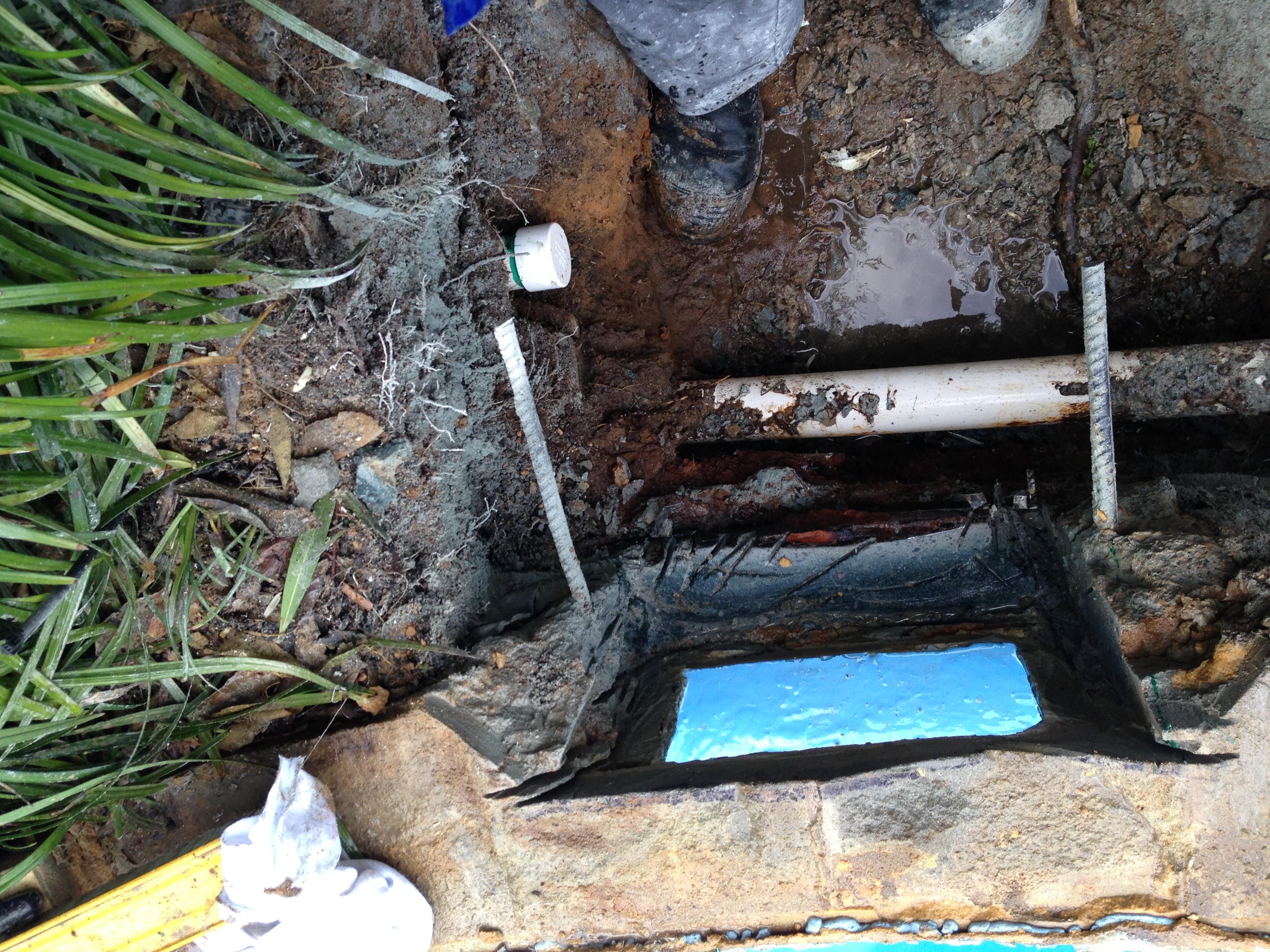 Pool Pipe Work Replacement Pool Repairs Perth Wa