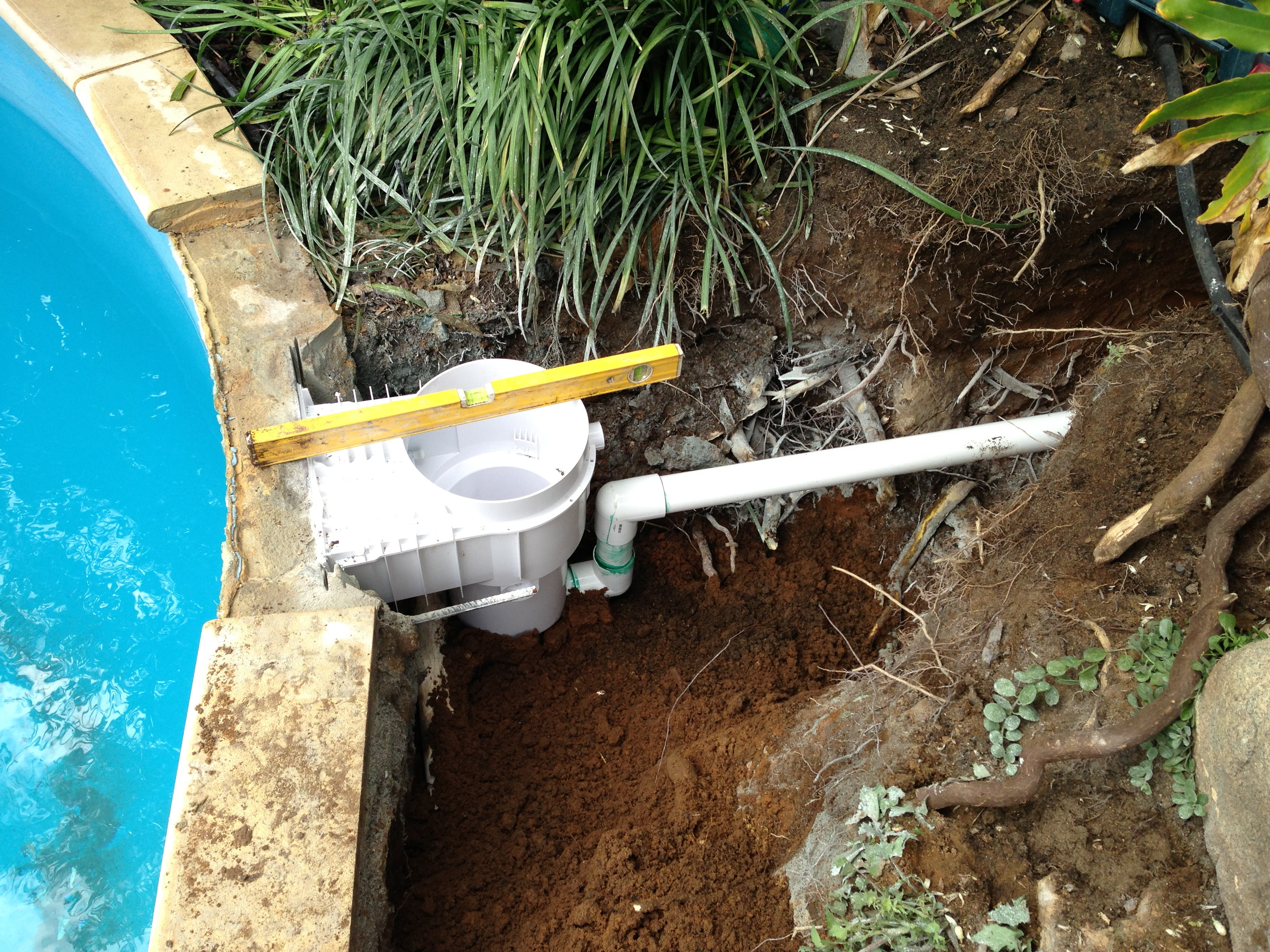 Skimmer Box Replacement Pool Repairs Perth Wa