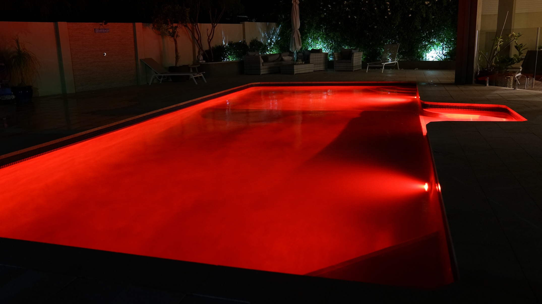 Pool Lighting Solutions Pool Repairs Perth Wa