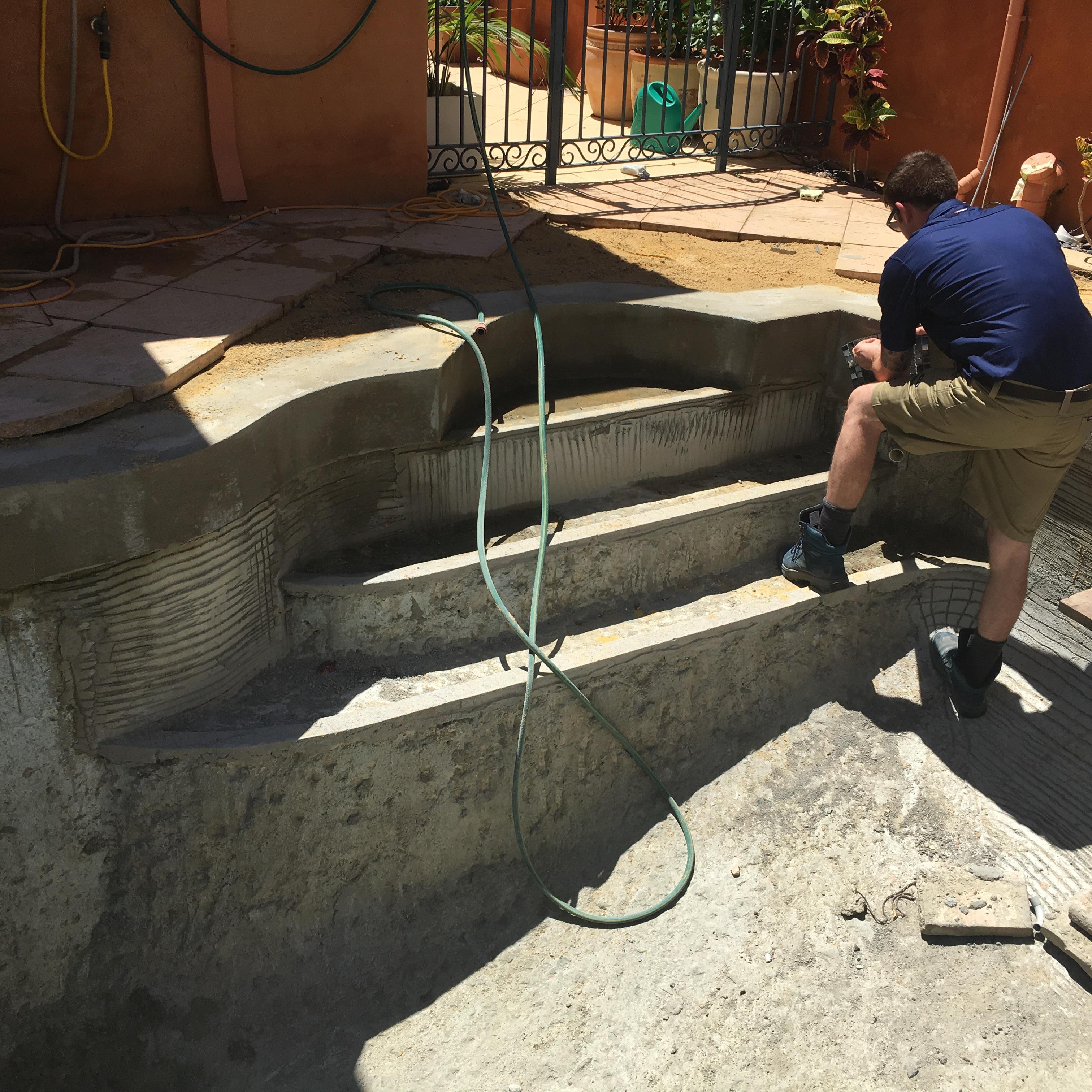 Equipment Replacement Pool Repairs Perth Wa